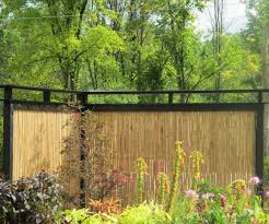 Small Backyard Fence Ideas Glancing Vinyl Fence Fence Materials Also Ideas To Interesting
