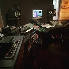 recording studio workstation desk threshold recording studio home facebook