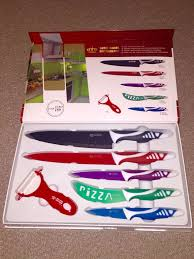 Swiss Kitchen Knives by Used Royal Swiss Switzerland Knife Set In Bb1 Blackburn For