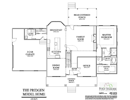 the pridgen model home four seasons contractors 252 462 0022 the pridgen model home the floor plans on our website are meant to be used as a guide the actual plans used in construction may vary from house to house