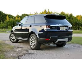 range rover sport 2017 2017 land rover range rover sport hse td6 test drive review