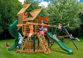 outdoors playsets lowes gorilla swing sets gorilla swingset