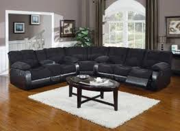 Leather Sectional Sleeper Sofa With Chaise Excellent Microfiber And Leather Sectional Sleeper Sofa With Chaise And Intended For Sectional Sleeper Sofa With Recliners Ordinary 450x329 Jpg