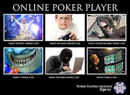 Meme Poker - what people think online poker players are lol pinterest