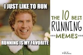 Running Meme - the 10 best running memes