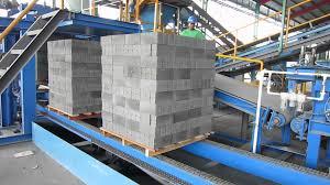cement brick making machinery fully auto 2013 malaysia ncj youtube