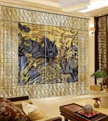 World Map Curtains by Online Get Cheap Traditional Window Curtain Living Room