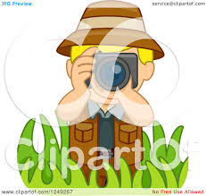 jungle jeep clipart clipart of a blond safari boy taking pictures in grasses royalty