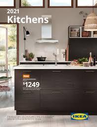 ikea us kitchen wall cabinets ikea kitchen brochure 2021 page 1