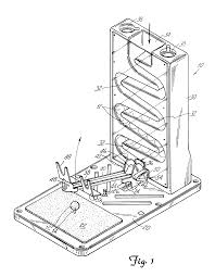 Ford Explorer Parts - patent us6328659 golf ball dispensing and teeing device google