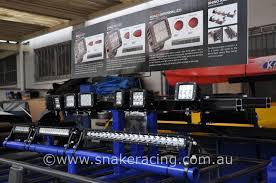 snake led light bar rigid industries led light display snake racing 0400 w flickr