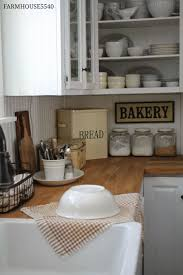 Old Farmhouse Kitchen Cabinets Top 25 Best Farmhouse Bread Boxes Ideas On Pinterest Modern