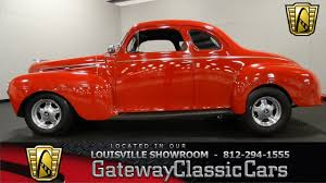 1940 dodge business coupe louisville showroom stock 1183