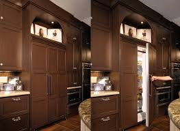 lovely built in fridge home kitchens pinterest lovely built in fridge
