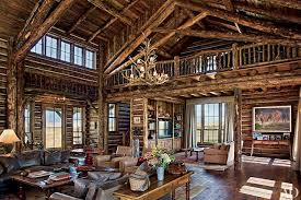 interior design mountain homes 13 rustic mountain homes photos architectural digest