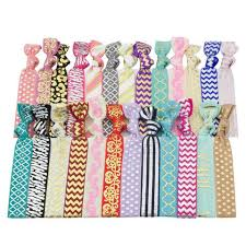ribbon hair ties hair accessories jlika
