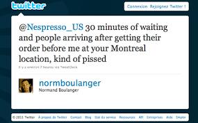 nespresso siege nespresso surveille pour virer les employés critiqués