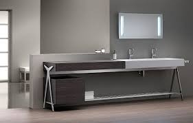 Bathroom Cabinet Modern Contemporary Bathroom Vanities And Cabinets