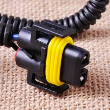nissan versa yellow fog lights wiring harness socket connector for h11 fog light lamp ford focus