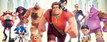 wreck ralph cast images voice actors