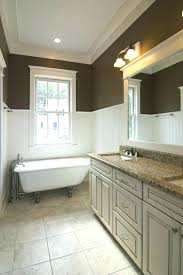 wainscoting ideas bathroom wainscoting bathroom simplir me