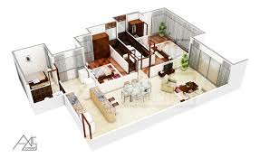 Rendering Floor Plans by 3d Architectural Floor Plans Rendering Portfolio 3d Floorplanner