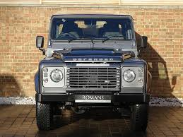 land rover defender 2016 used 2016 land rover defender td xs station wagon for sale in