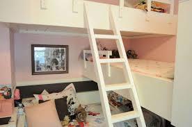 Girls Room Triple Bunk Bed Hometalk - Girls room with bunk beds