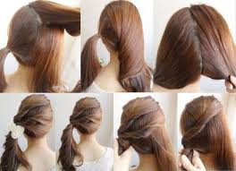 hairstyles for waitresses easy hairstyles for long hair to do yourself diy easy ponytail