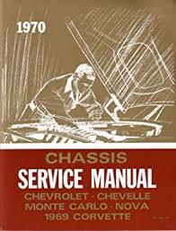1970 chevelle wiring diagram manual reprint malibu ss el camino