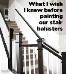 Spindle Staircase Ideas 27 Painted Staircase Ideas Which Make Your Stairs Look New