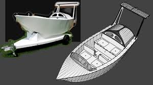 Wooden Speed Boat Plans For Free by 5 Minutes To Build A Wooden Boat Free Plans Youtube