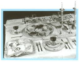 what goes on a seder plate for passover passover seder table setting and traditional foods for the
