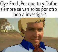 Fred Meme - dopl3r com memes fred porque tu y dafne de scoobe doo siempre