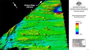 Ocean Depth Map Maps