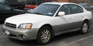 subaru sedan white file subaru outback sedan jpg wikimedia commons
