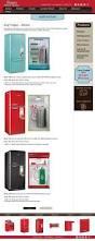 41 best retro fridges images on pinterest candy red elmira