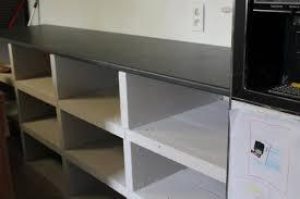 faire un meuble de cuisine cuisine en beton cellulaire meuble de creationsph homewreckr co