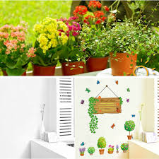 beautiful garden wall stickers for kids rooms art wall decals