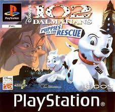 disney u0027s 102 dalmatians puppies rescue box shot