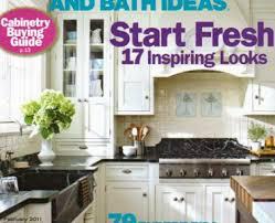 kitchen ideas magazine kitchen cozy and chic kitchen and bath design magazine kitchen