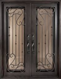62x82 affinity iron door beautiful wrought iron front