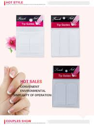 1 lot u003d12packs french manicure nail art tips nail sticker nail art