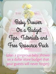 baby sprinkle ideas best 25 budget baby shower ideas on diy baby shower