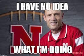 Nebraska Football Memes - chip kelly husker football huskerboard com husker message board