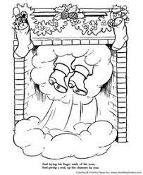 st nicholas coloring page christmas ho ho ho pinterest