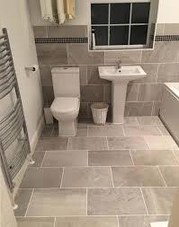 grey tile bathroom ideas cool grey tiled bathroom gallery the best bathroom ideas lapoup com