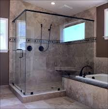 modern glass shower enclosures easy cleaning glass shower
