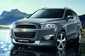 chevrolet captiva now with diesel engine from rm165k