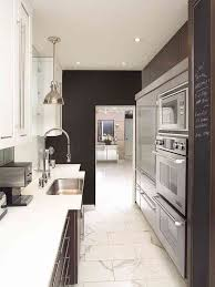 172 best galley u0026 eat in kitchens images on pinterest galley